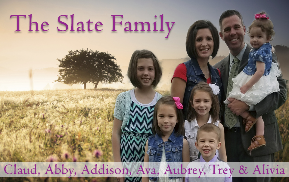 Claud Slate - slate family pic sm